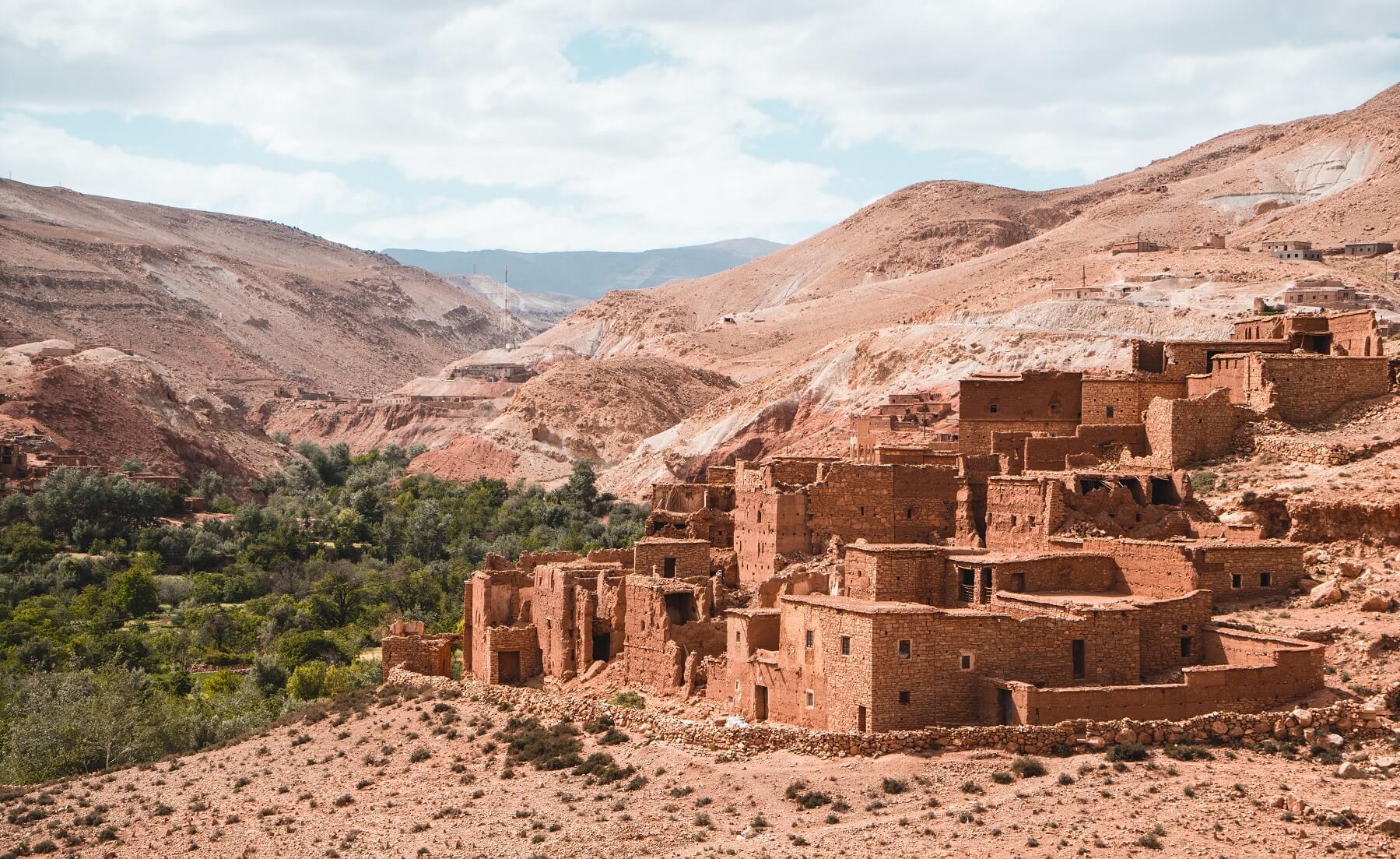Galaxy Travel - Marokko